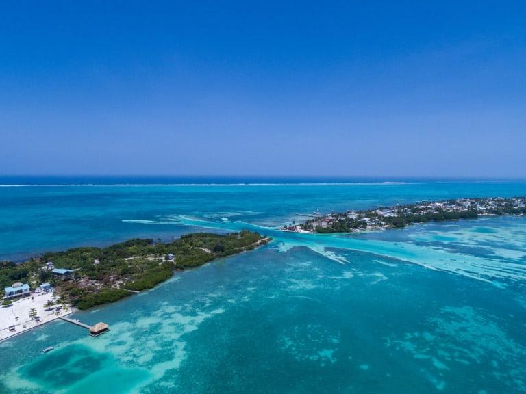 17 mejores playas de Belice 5