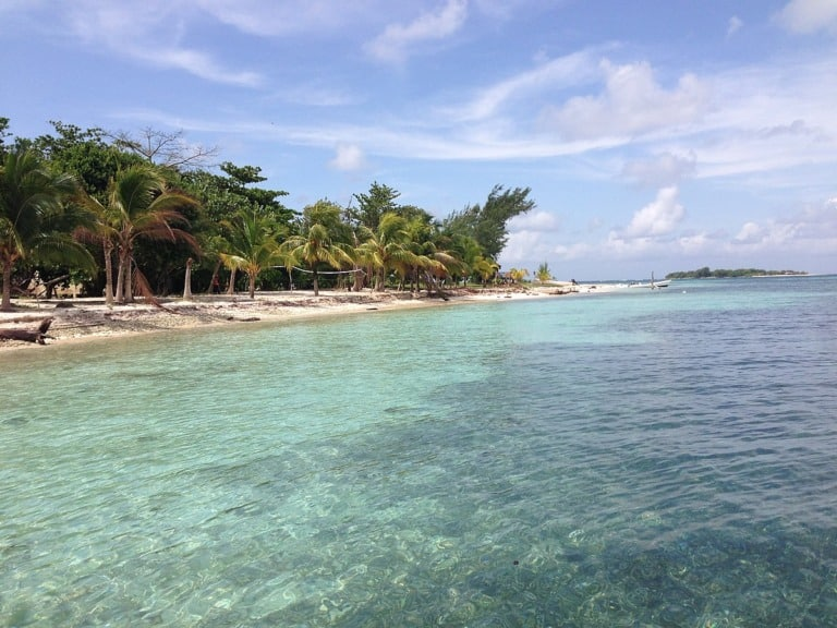 17 mejores playas de Belice 16