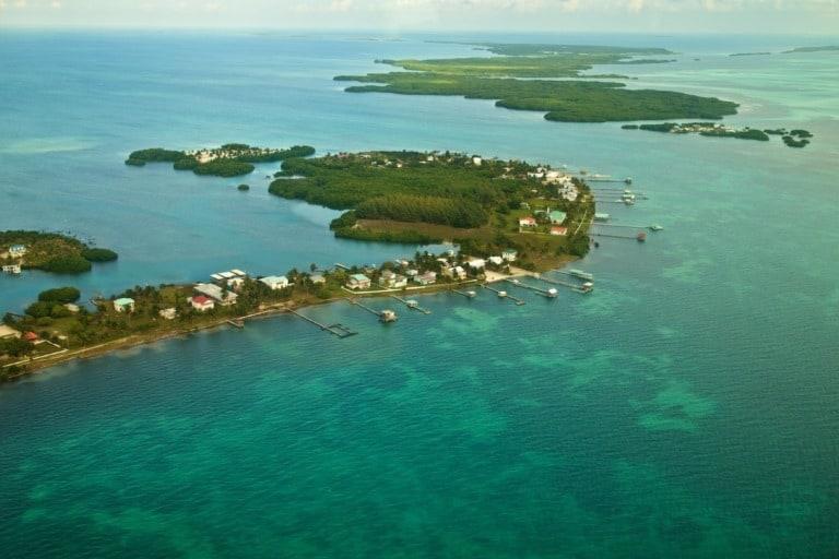 17 mejores playas de Belice 7