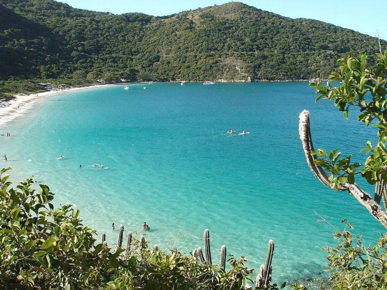 17 mejores playas de Brasil 10