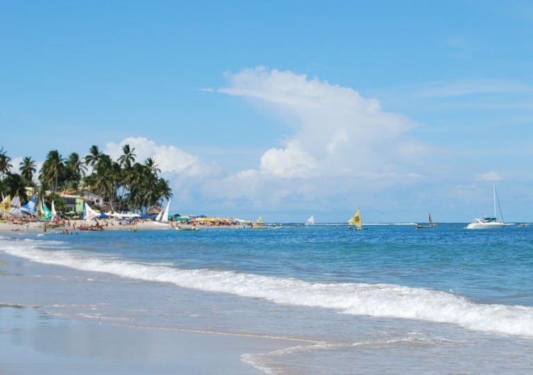 17 mejores playas de Brasil 5