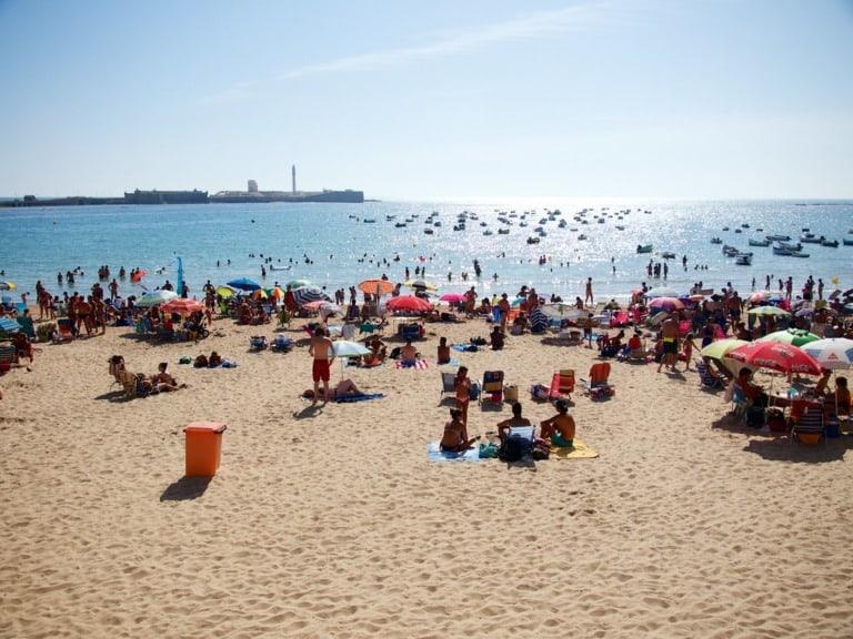 17 mejores playas de Cádiz 8