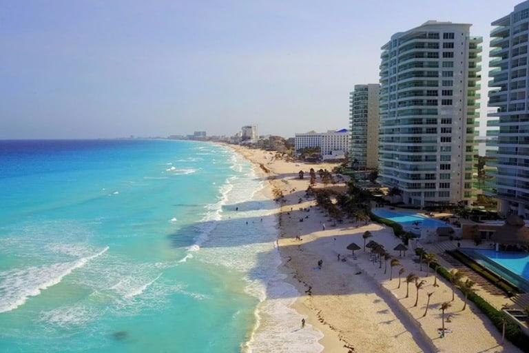 11 mejores playas de Cancún 1