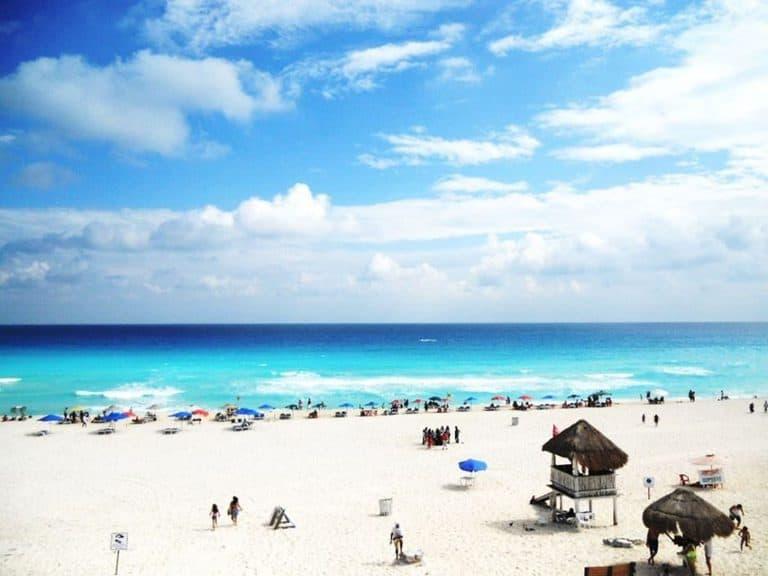 11 mejores playas de Cancún 2