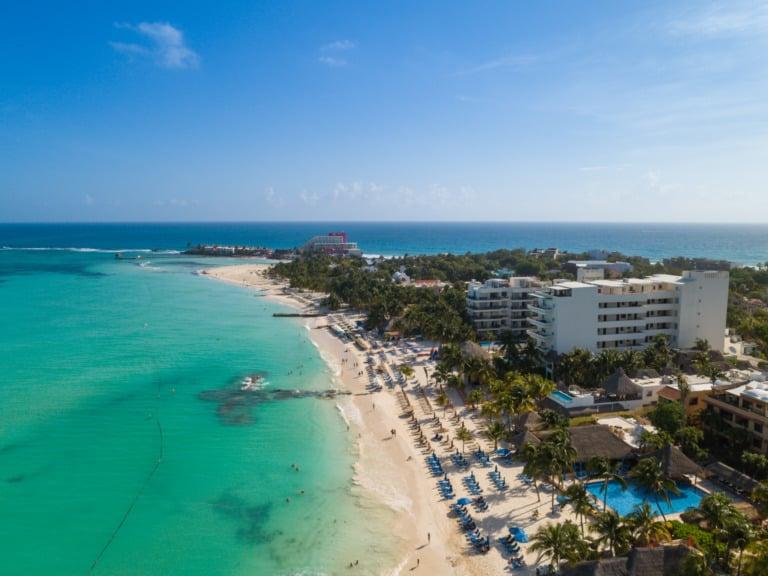 11 mejores playas de Cancún 4