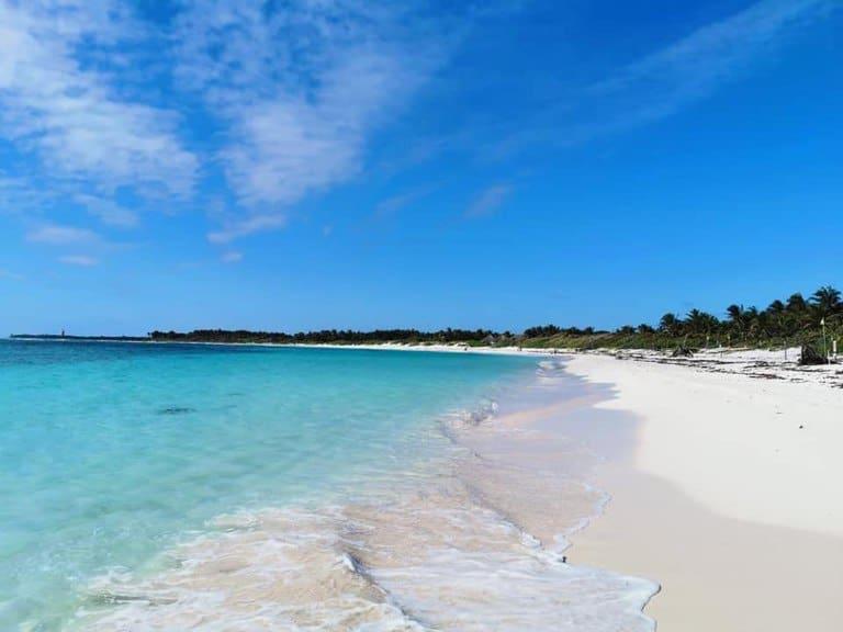11 mejores playas de Cancún 10