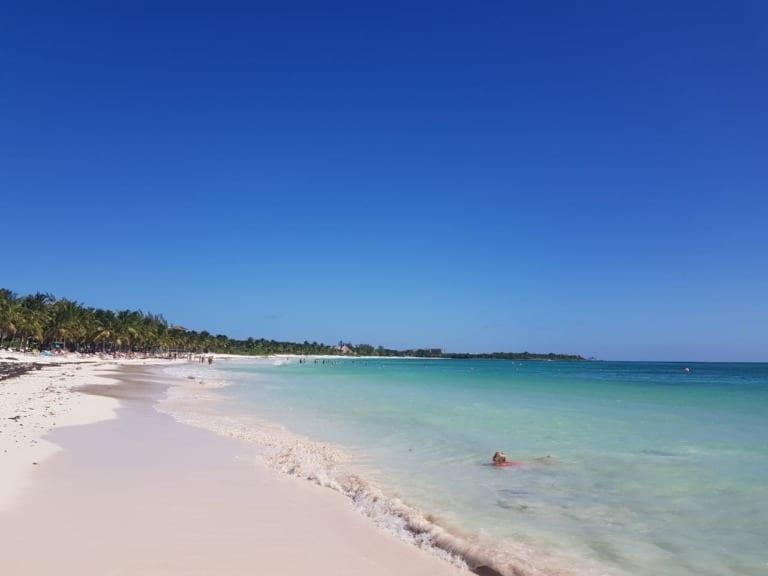 11 mejores playas de Cancún 9
