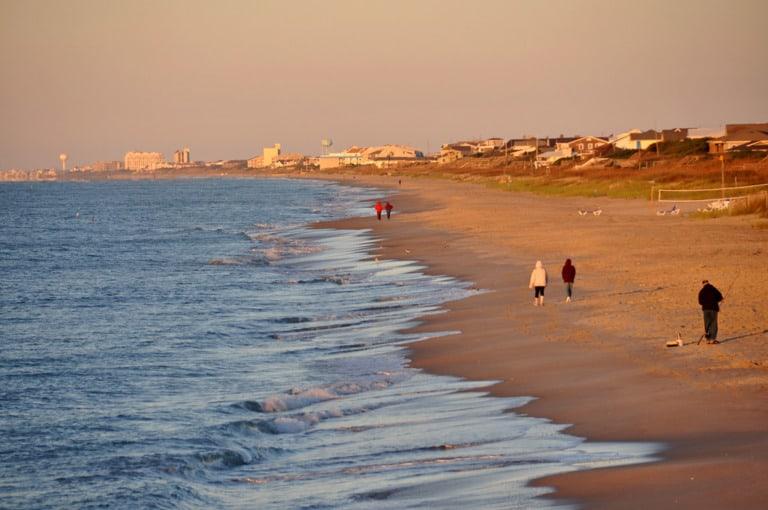 17 mejores playas de Carolina del Norte 11