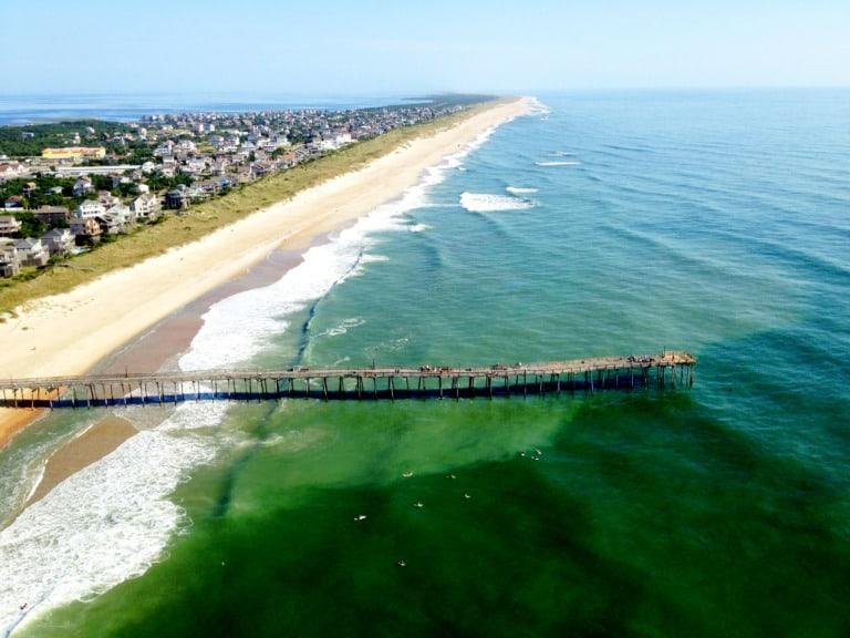 17 mejores playas de Carolina del Norte 17
