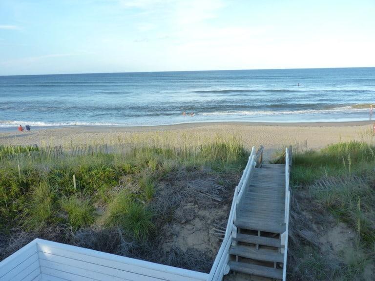 17 mejores playas de Carolina del Norte 9