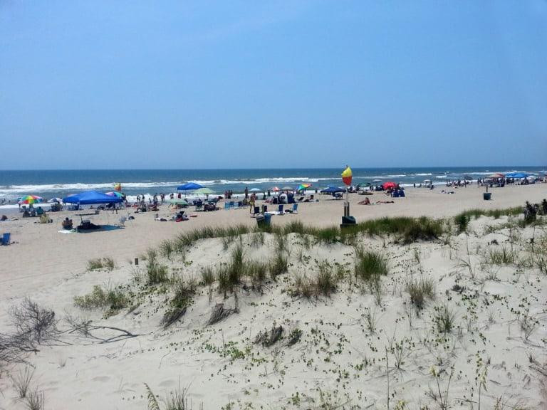 17 mejores playas de Carolina del Norte 1