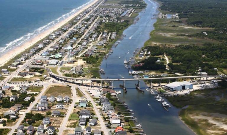 17 mejores playas de Carolina del Norte 16