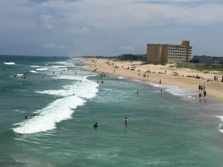 17 mejores playas de Carolina del Norte 10