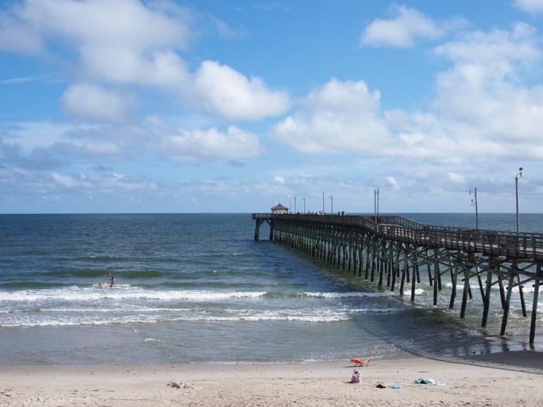 17 mejores playas de Carolina del Norte 8