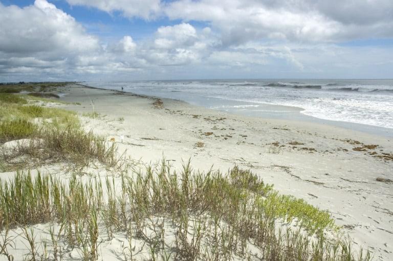 17 mejores playas de Carolina del Norte 13