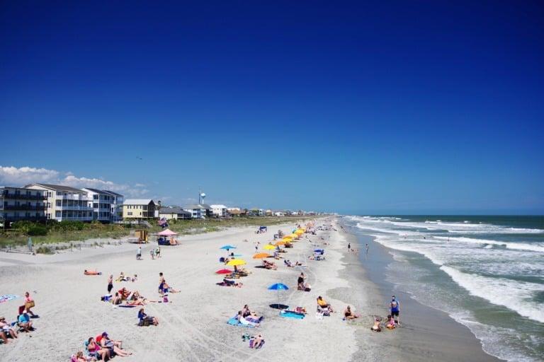 13 mejores playas de Carolina del Sur 5