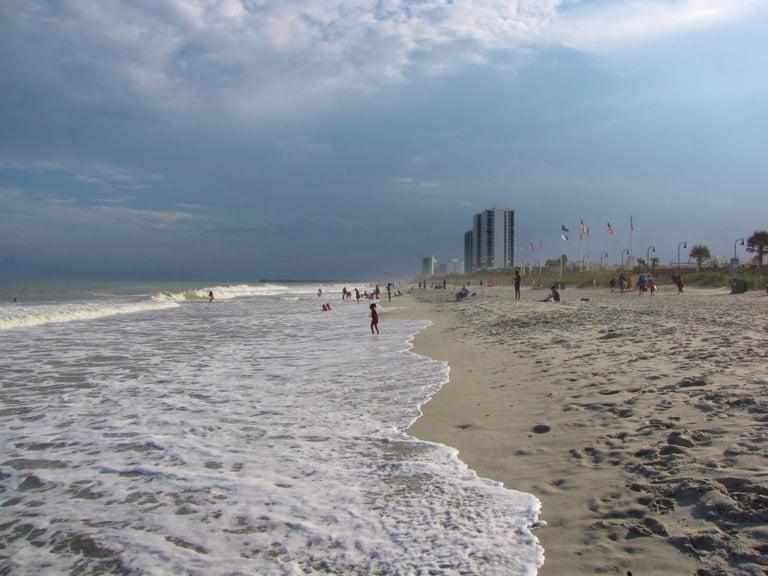 13 mejores playas de Carolina del Sur 8