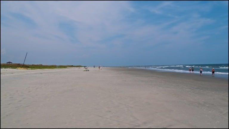 13 mejores playas de Carolina del Sur 3