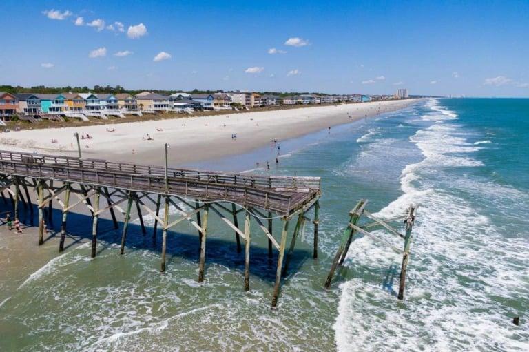 13 mejores playas de Carolina del Sur 10
