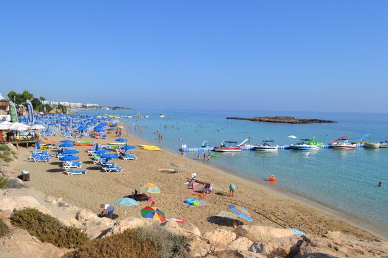 20 mejores playas de Chipre 11