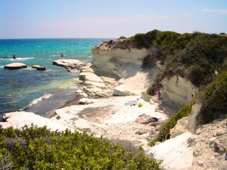 20 mejores playas de Chipre 13