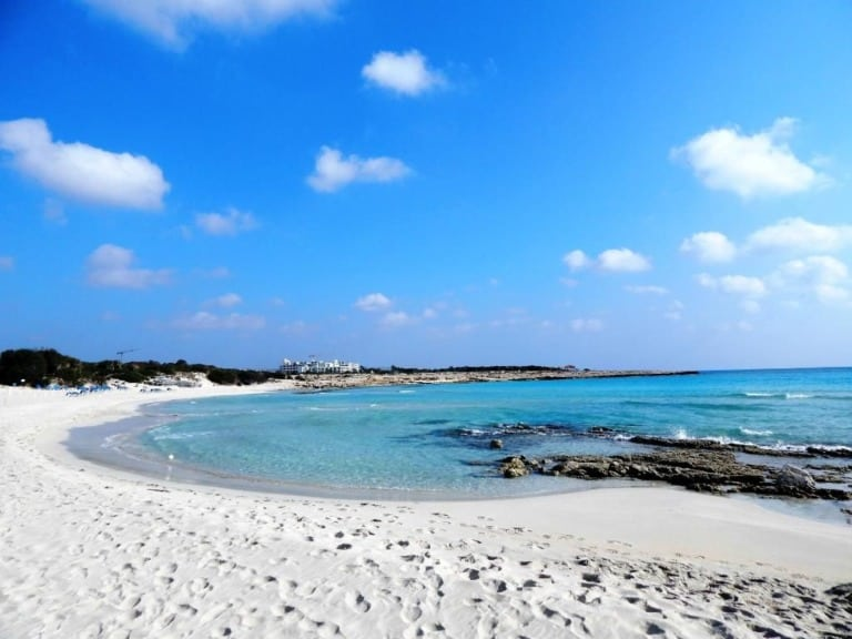 20 mejores playas de Chipre 4