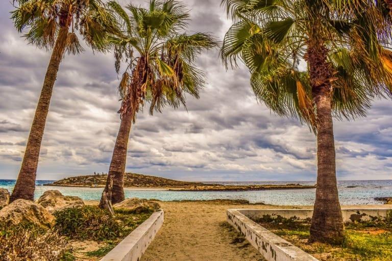 20 mejores playas de Chipre 2
