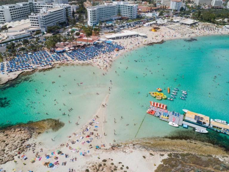 20 mejores playas de Chipre 1