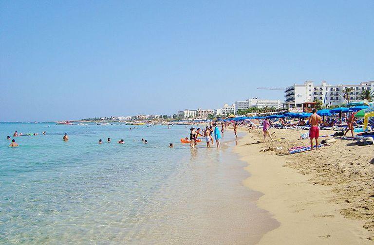 20 mejores playas de Chipre 16