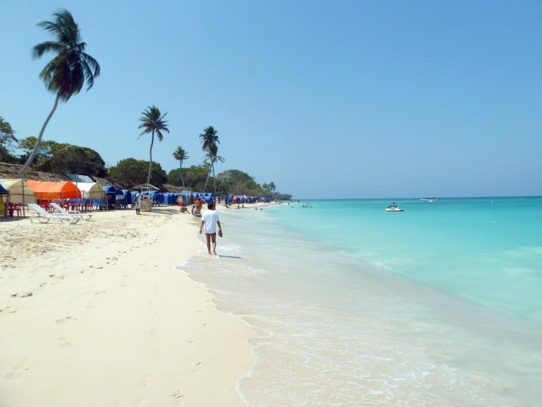 17 mejores playas de Colombia 2