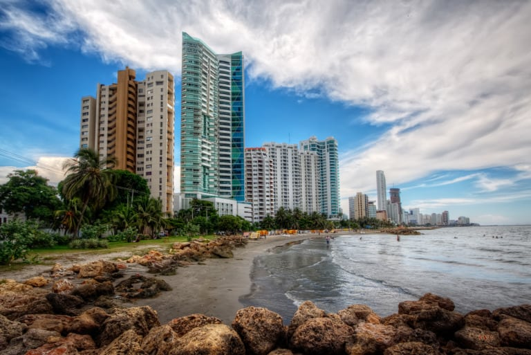 17 mejores playas de Colombia 13