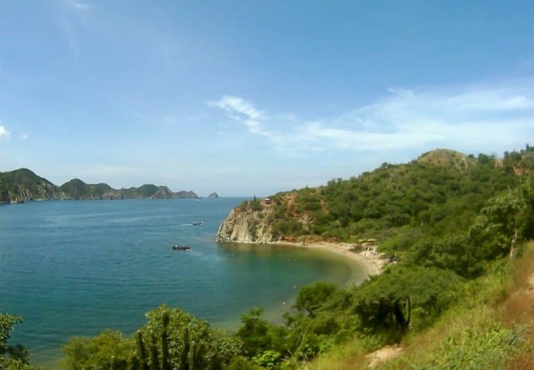 17 mejores playas de Colombia 12