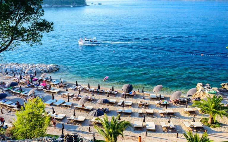 26 mejores playas de Croacia 14
