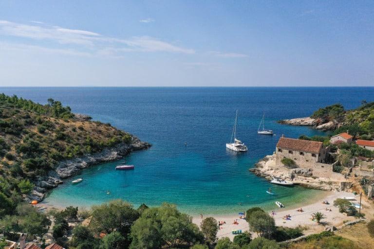 26 mejores playas de Croacia 7