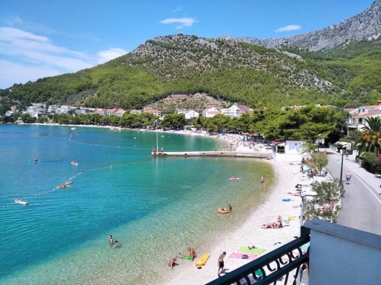 26 mejores playas de Croacia 13