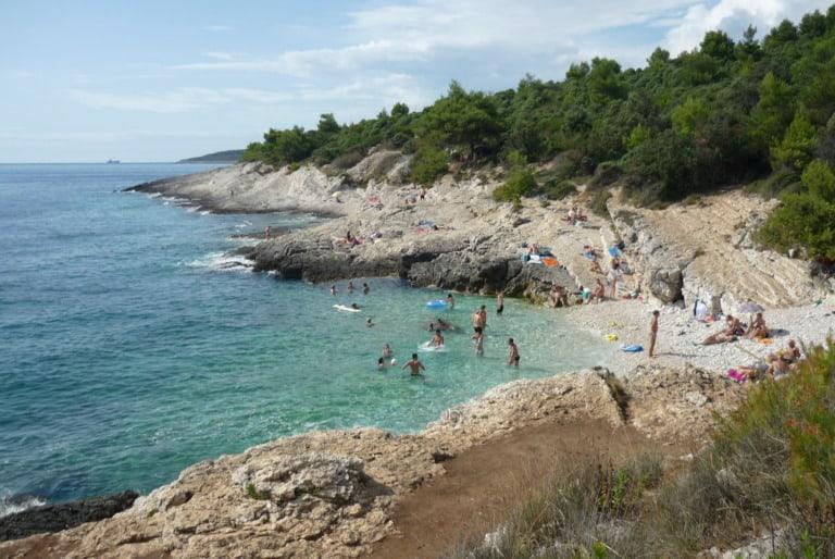 26 mejores playas de Croacia 2