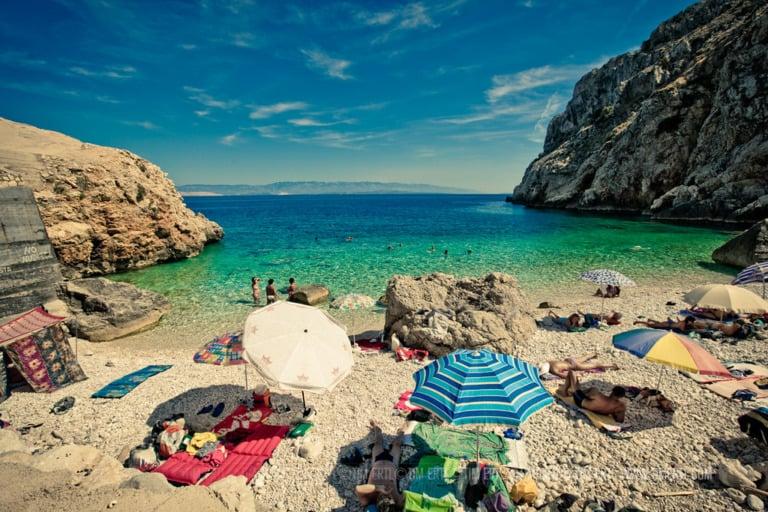 26 mejores playas de Croacia 4