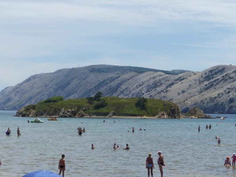 26 mejores playas de Croacia 17