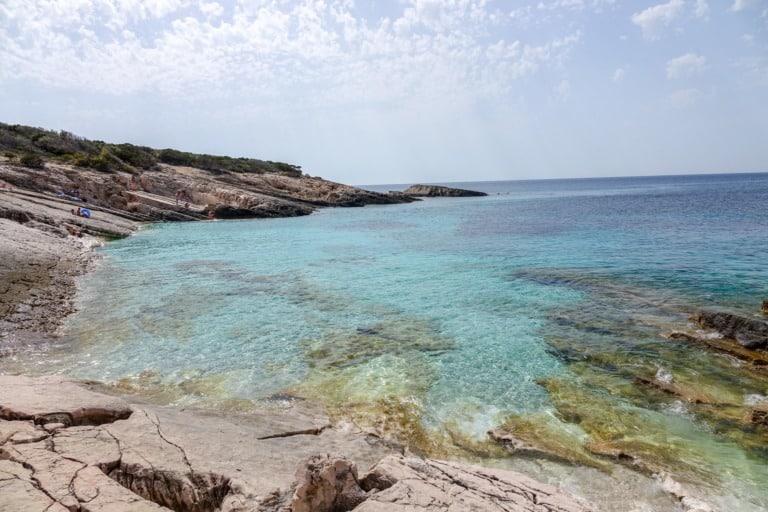 26 mejores playas de Croacia 10