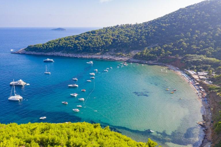 26 mejores playas de Croacia 11