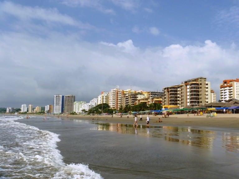 13 mejores playas de Ecuador 3