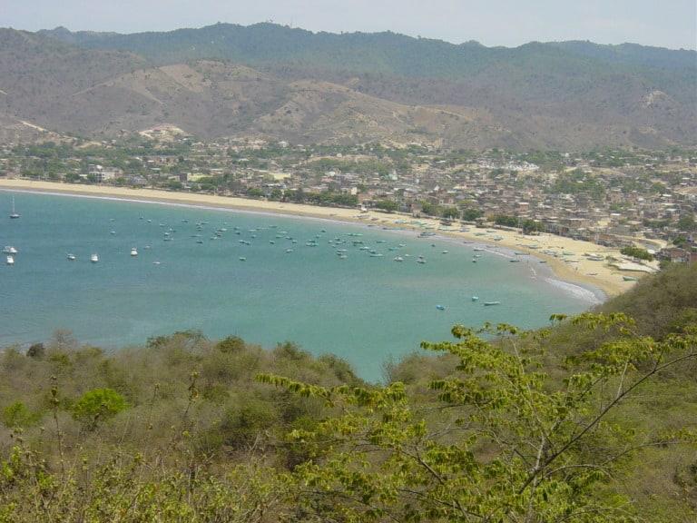 13 mejores playas de Ecuador 1
