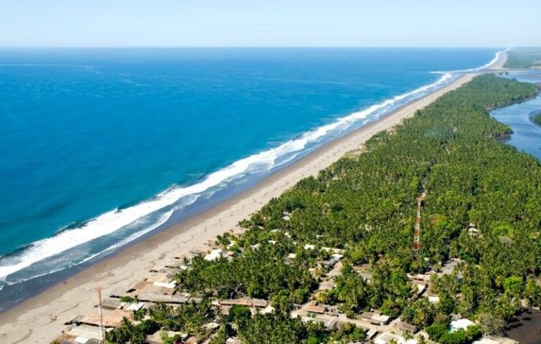 16 mejores playas de El Salvador 1