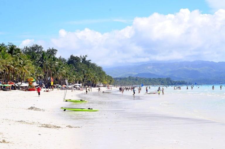 17 mejores playas de Filipinas 5