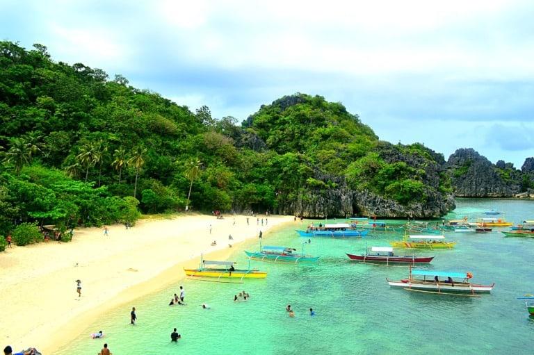 17 mejores playas de Filipinas 13