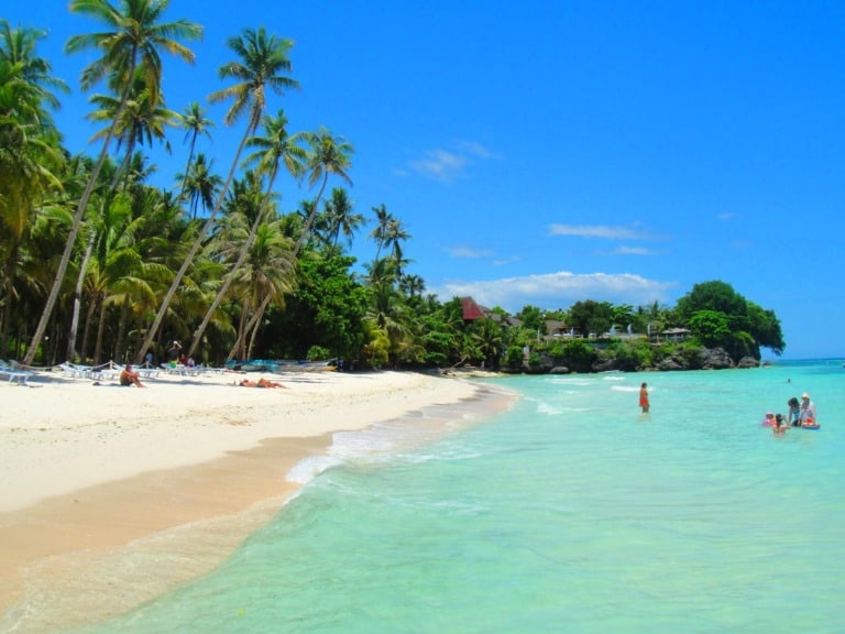 17 mejores playas de Filipinas 4