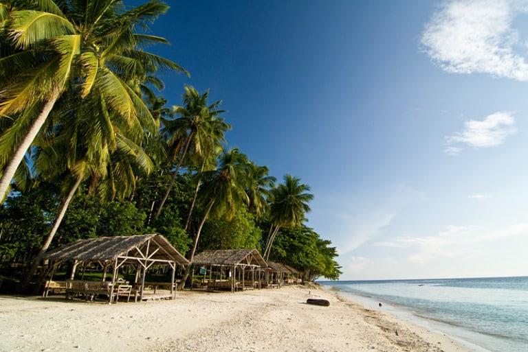 17 mejores playas de Filipinas 14