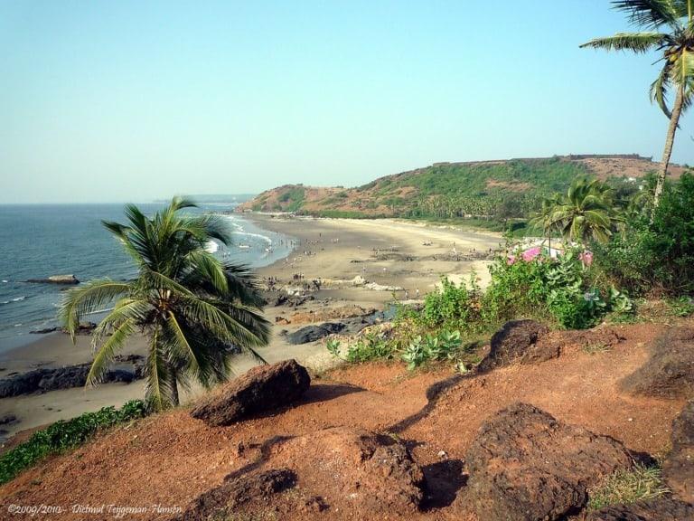 17 mejores playas de India 8
