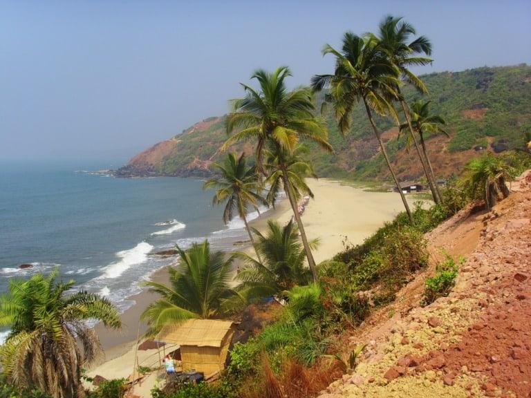 17 mejores playas de India 12