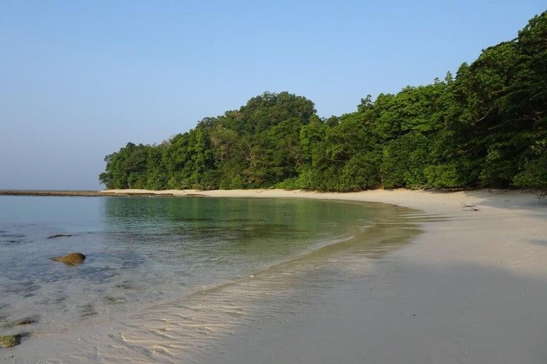 17 mejores playas de India 14